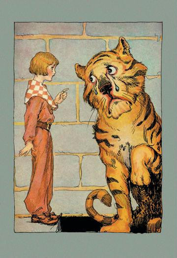 Hungry Tiger & Little Prince 20x30 poster