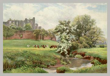 Morning at Kenilworth 20x30 poster