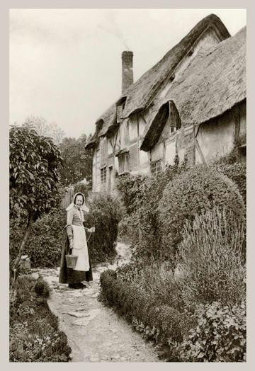Ann Hathaway's Cottage 20x30 poster