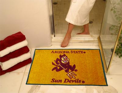 Arizona State University All-Star Rug