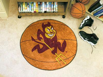 Arizona State University Basketball Rug
