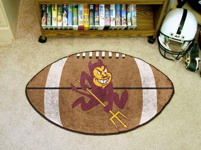 Arizona State University Football Rug