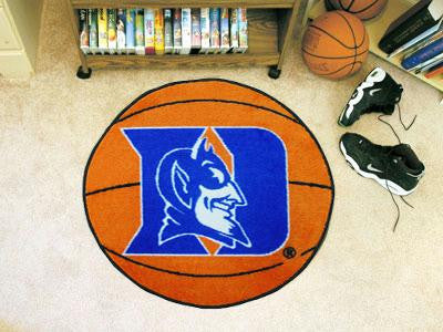 Duke University Basketball Rug