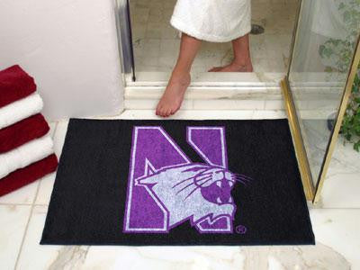 Northwestern University All-Star Rug