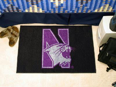 Northwestern University Starter Rug