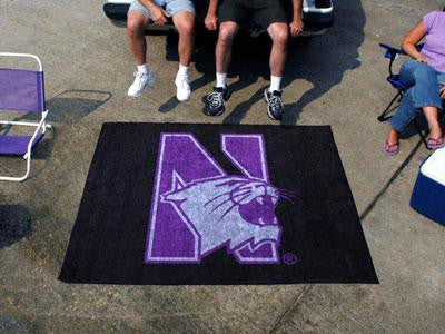 Northwestern University Tailgater Rug