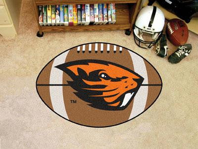 Oregon State University Football Rug