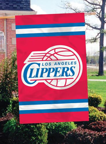 AFCLI Los Angeles Clippers 44x28 Applique Banner