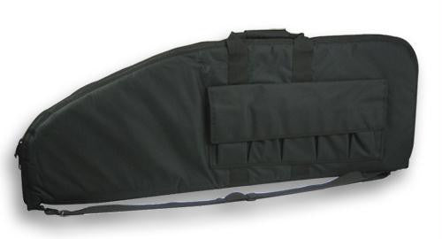 NcStar Scope-Ready Gun Case 42L x 16H Black