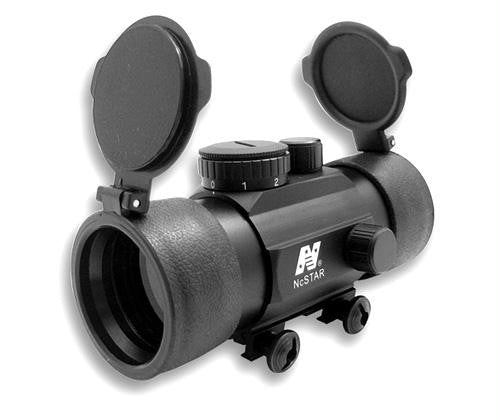 NcStar 1x45 T-style Red Dot Sight