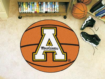Appalachian State Basketball Rug