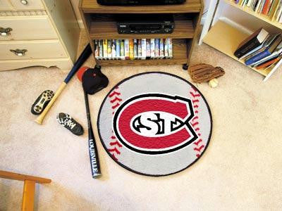 St. Cloud State University Baseball Rug