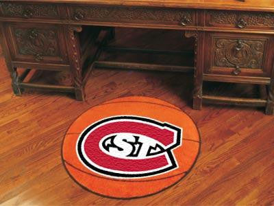 St. Cloud State University Basketball Rug