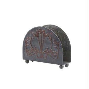 6  x 2 x 5 Art Nouveau Napkin Holder