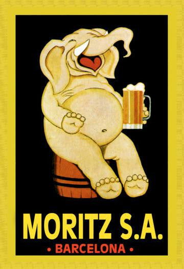 Moritz S.A. 20x30 on Canvas