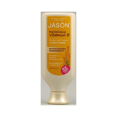 Jason Conditioner Vitamin E A and C - 16 fl oz
