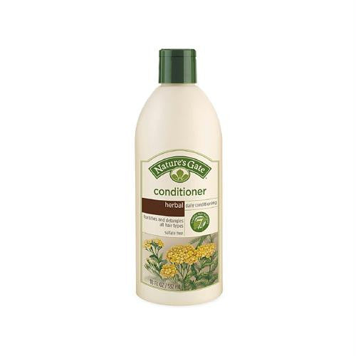 Natures Gate Daily Conditioning Herbal Conditioner - 18 oz
