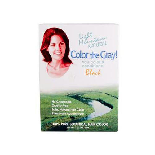 Light Mountain Color The Gray-Black - 7 fl oz