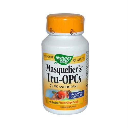 Natures Way Masqueliers Tru-OPCs - 75 mg - 90 Tablets