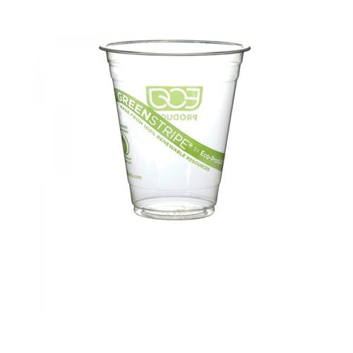 Eco-Products 20 oz GreenStripe Cold Cup - Case of 1000