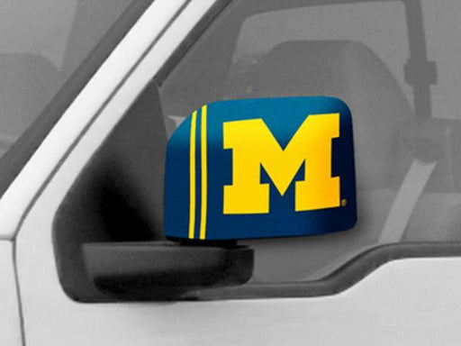 FanMats University of Michigan Large Mirror Cover