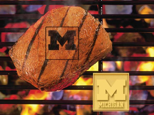 FanMats University of Michigan Grilling Fanbrand