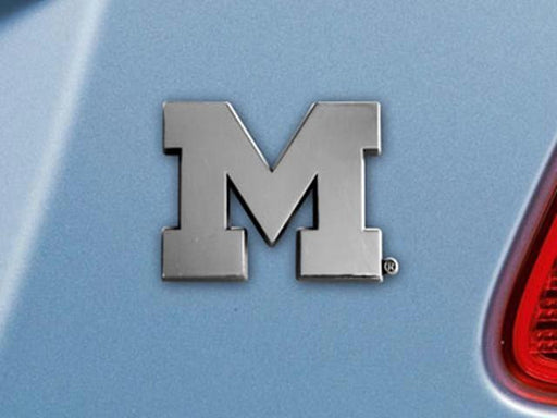FanMats Michigan Vehicle Emblem 2.1x3.2