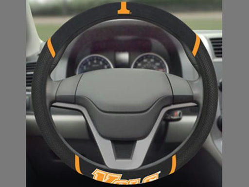FanMats Tennessee Steering Wheel Cover 15x15