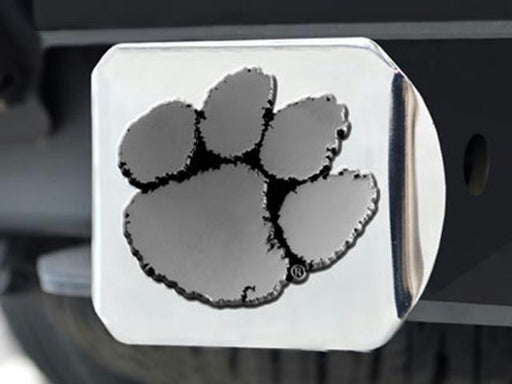 FanMats Clemson Hitch Cover 4 1-2x3 3-8