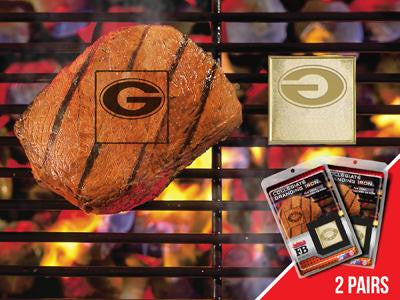 FanMats University of Georgia  Grilling Fanbrand 2 Pack
