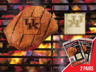 FanMats University of Kentucky  Grilling Fanbrand 2 Pack