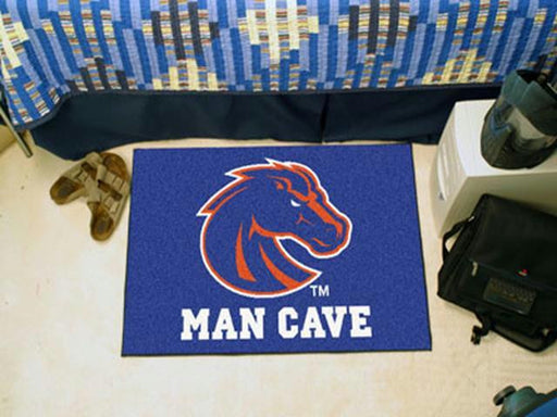 FanMats Boise State University Man Cave Starter Rug 19x30