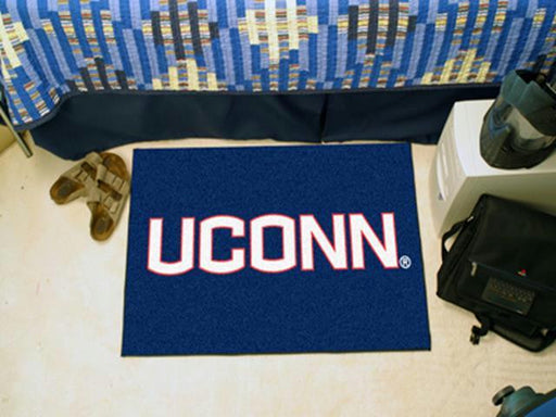 FanMats University of Connecticut Starter Rug 20x30
