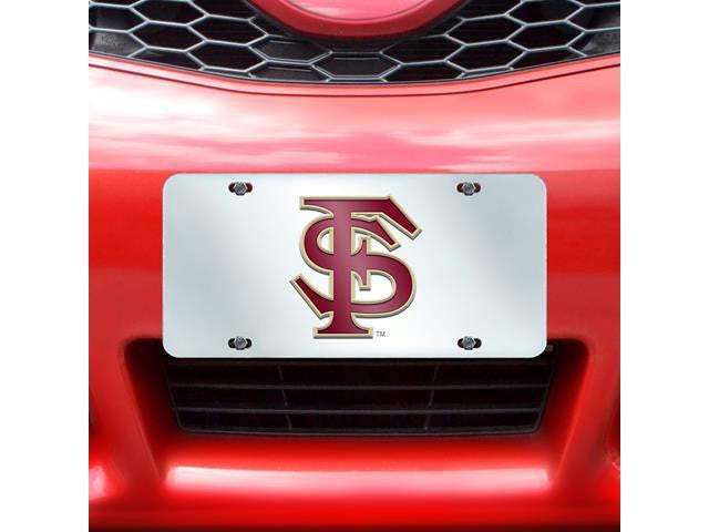 FanMats Florida State License Plate Inlaid 6x12