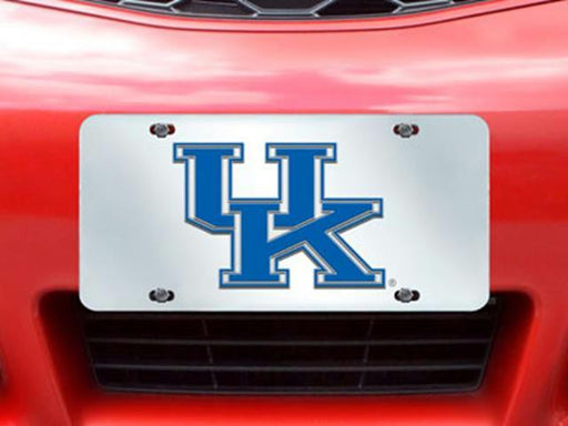 FanMats Kentucky License Plate Inlaid 6x12