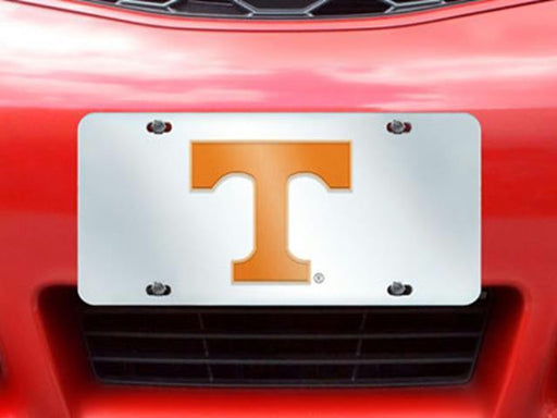 FanMats Tennessee License Plate Inlaid 6x12