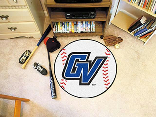 FanMats Grand Valley State University Baseball Mat 26 diameter