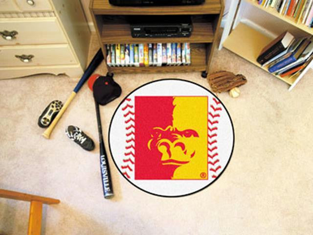 FanMats Pittsburg State UniversityBaseball Mat 26 diameter