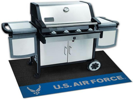 FanMats Air Force Grill Mat