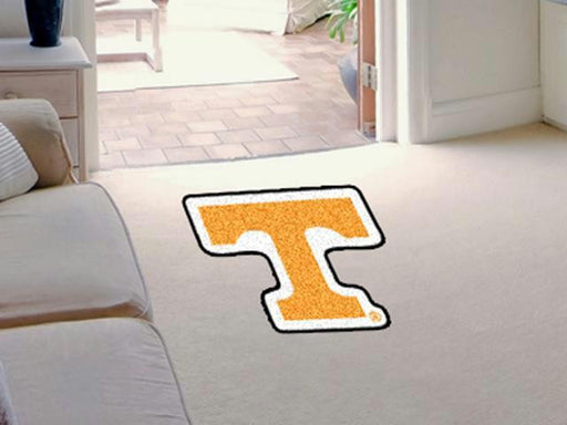 FanMats University of Tennessee Nylon Carpet Mascot Mat approx 36x36