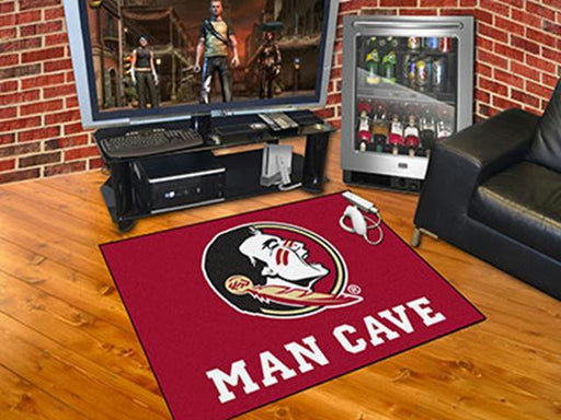 FanMats  Florida State University  Man Cave All-Star Mat 34x45