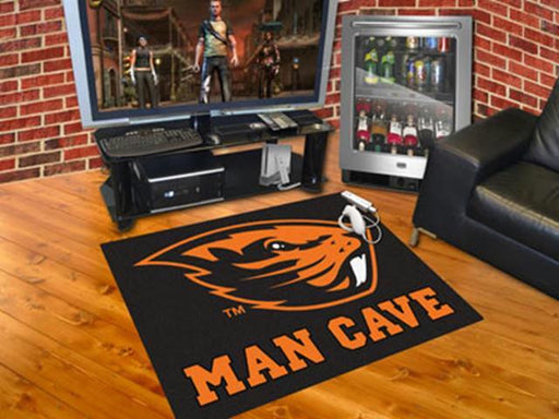 FanMats  Oregon State University  Man Cave All-Star Mat 34x45