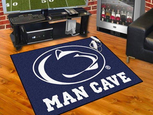 FanMats  Penn State  Man Cave All-Star Mat 34x45