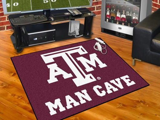FanMats  Texas A&M University  Man Cave All-Star Mat 34x45