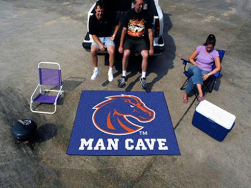 FanMats  Boise State University  Man Cave Tailgater Rug 60x72