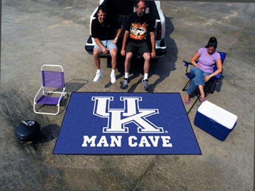 FanMats  University of Kentucky  Man Cave Tailgater Rug 60x72