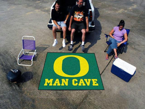 FanMats  University of Oregon  Man Cave Tailgater Rug 60x72