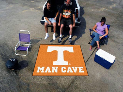 FanMats  University of Tennessee  Man Cave Tailgater Rug 60x72