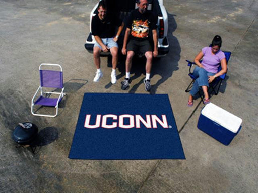 FanMats University of Connecticut Tailgater Rug 60x72