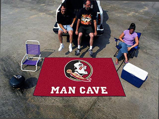 FanMats  Florida State University  Man Cave UltiMat Rug 60x96